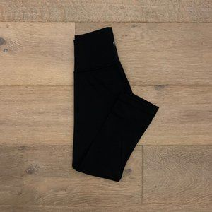 Lululemon Women Wunder Under HR Crop 21''